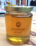 jar of stortford honey 150