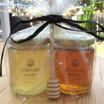 Double Honey Dipper Gift Set