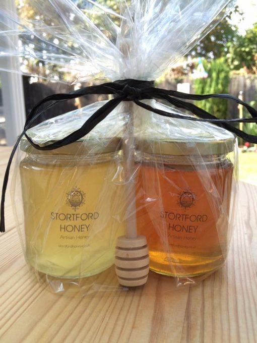 Double Honey Dipper Gift Set