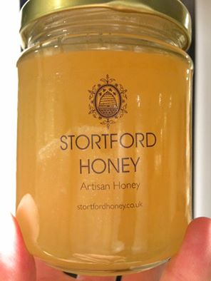 Hedgerows and Garden Honey