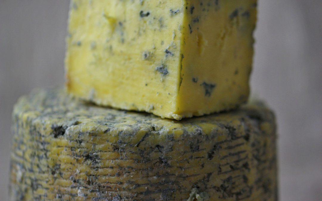 Raw Stortford Honey and Blue cheese