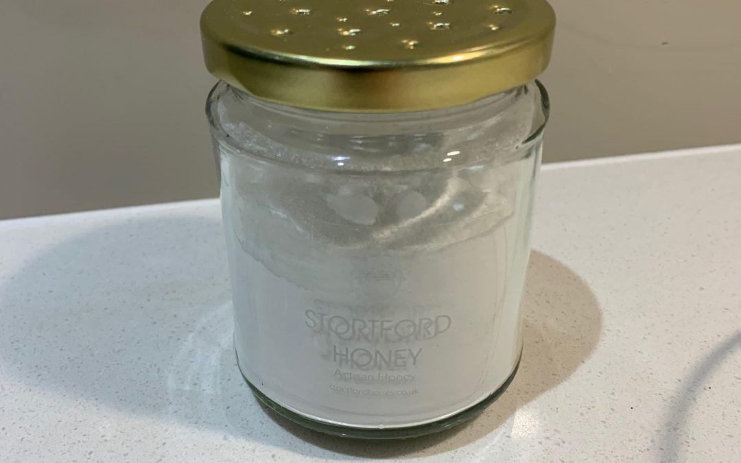 Honey jar air freshener